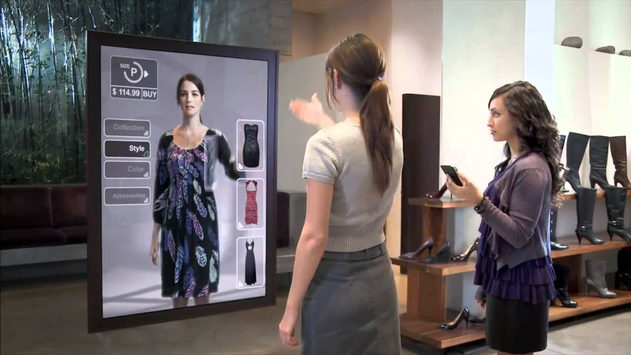 The Retail Revolution: a new shopping experience